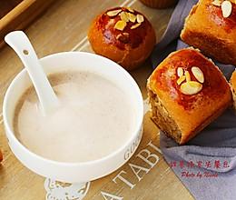 #秋天怎么吃# 秋日温暖早餐:红米红枣豆的做法