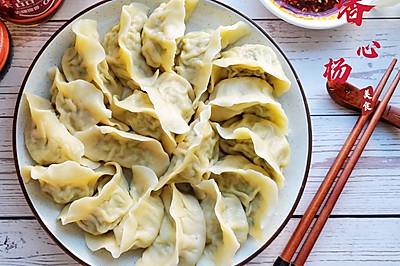 夏季必吃猪肉豆角馅饺子