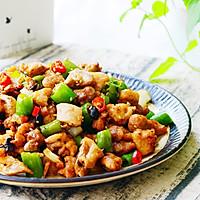 藤椒小炒鸡腿肉-下饭菜的做法图解26