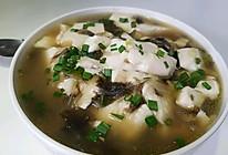 紫菜粉丝豆腐汤的做法