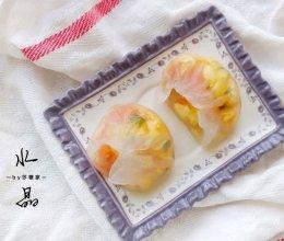 #冰箱剩余食材大改造#水晶饺子的做法