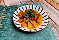 有鱼豆腐味道的干锅千叶豆腐的做法