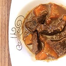 红酒炖牛肉(高压锅版)