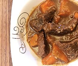 红酒炖牛肉(高压锅版)的做法