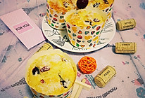 蔓越莓纸杯蛋糕的做法