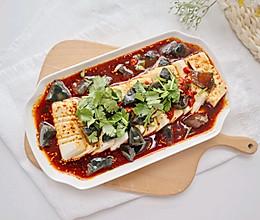 凉拌皮蛋豆腐❗️专治没食欲❤️开胃下饭的做法