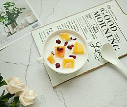 #母亲节,给妈妈做道菜#木瓜牛奶炖雪燕的做法