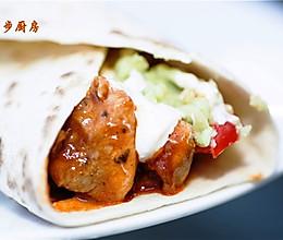 曼步厨房 -墨西哥鸡肉卷的做法