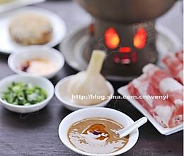 老北京涮羊肉的做法