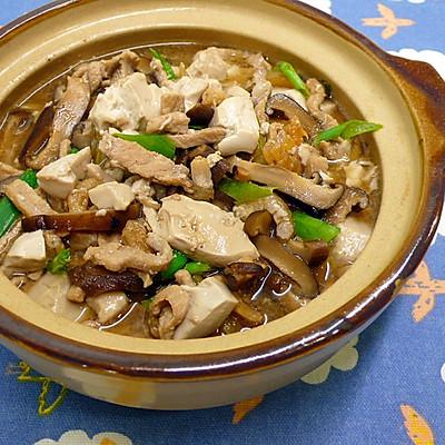 蚝油红烧豆腐煲  ♥ EZ豆腐煲 2