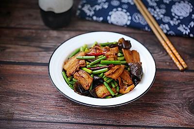 蒜苗回锅肉#肉食者联盟#