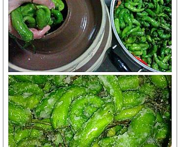 自制酱辣椒的做法