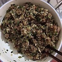 自制猪肉香菜饺子的做法图解1