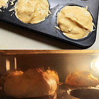 拉丝肉松蛋糕/拔丝蛋糕的做法图解6
