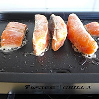 黑椒三文鱼的做法图解8
