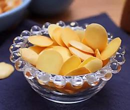 蛋黄饼干  宝宝健康食谱的做法