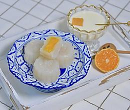 芒果水晶月饼的做法