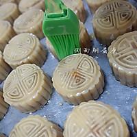 超详细广式月饼做法 附挑蛋黄技巧的做法图解11