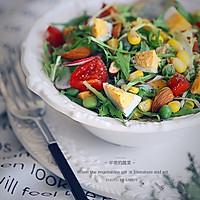 爽口的鸡蛋杂蔬沙拉的做法图解8