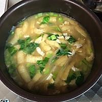 """日本料理""""味增汤""""(味噌汁)的做法图解10"""