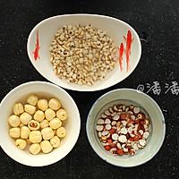 健脾食方【四神汤】的做法图解2