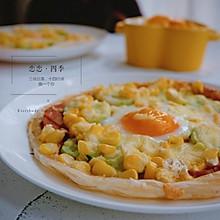 自己动手早餐系列——手抓饼