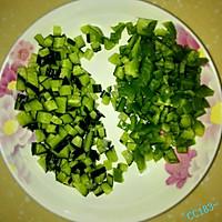 什锦炒饭的做法图解2