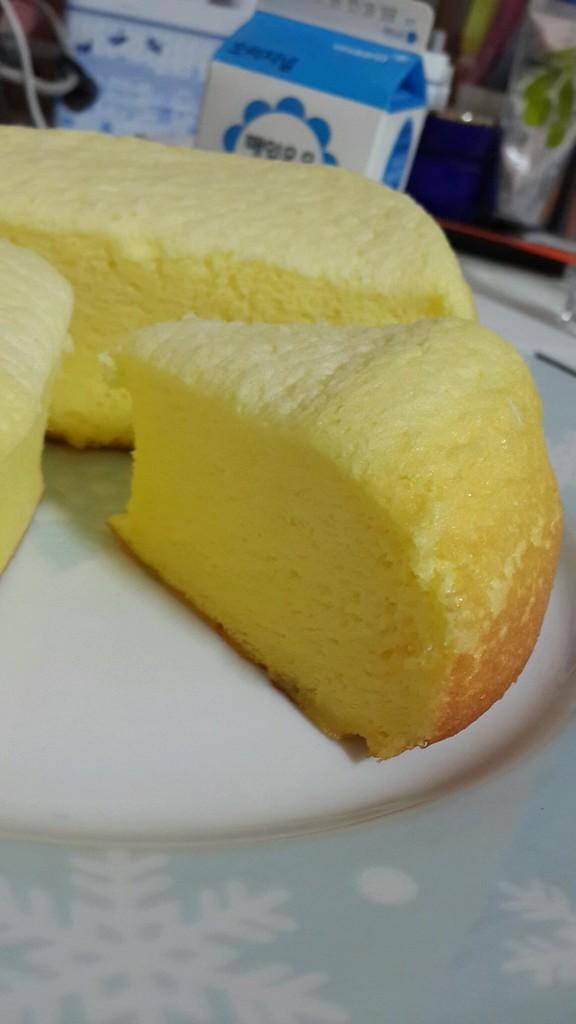 鸡蛋糕的做法电饭锅_电饭锅版---柠香鸡蛋糕^^的做法_菜谱_豆果美食