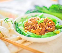 素肥肉-红烧猴头菇的做法