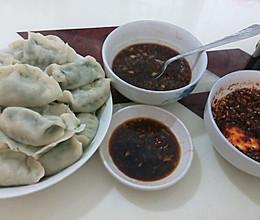 清肠胃!荠菜木耳三鲜饺子的做法