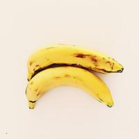 我爱布拿拿~甜滋滋烤箱香蕉片的做法图解1