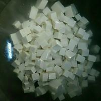 家常炖豆腐的做法图解2