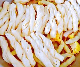 #我们约饭吧#东北一锅出土豆豆角玉米焖卷子的做法