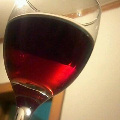 自酿甜葡萄酒