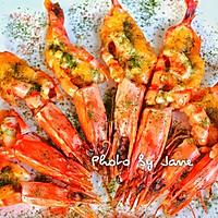 沙拉芥末酱焗大虾#丘比沙拉汁#的做法图解10