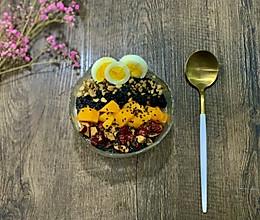 #营养小食光#燕麦系列之一:营养美味又快手~隔夜燕麦的做法