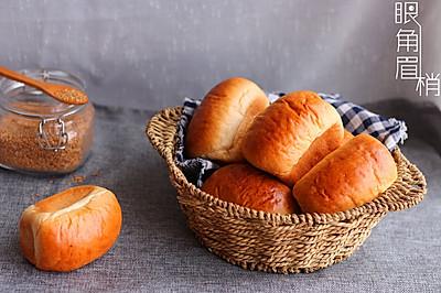 亚麻籽餐包#美的烤箱食谱#