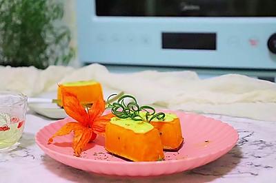 《芥末沙拉烤南瓜》美味炸街的招牌菜