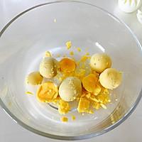 蛋黄萌小鸡沙拉#丘比轻食厨艺大赛#的做法图解6