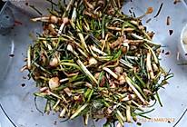 朝鲜小吃 小根蒜的做法