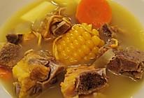 连喝三碗的❤️冬瓜玉米排骨汤的做法