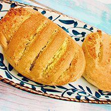 蓝莓椰蓉甜面包