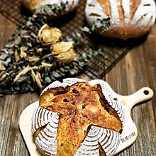 #硬核菜谱制作人#荔蔓多谷面包