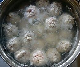 豆腐肉圆子的做法