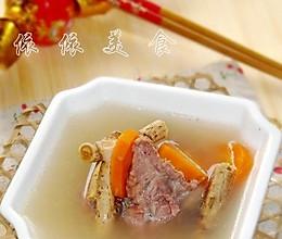 五指毛桃猪骨汤的做法