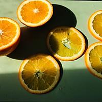 #快手又营养,我家的冬日必备菜品#美味香橙蛋糕卷的做法图解1