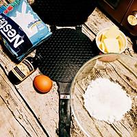 【福利】香酥蛋卷 渣掉一地#厉害了我的零食#的做法图解1