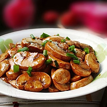 红烧口蘑--简易版