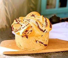 #精品菜谱挑战赛# 豆沙面包花的做法