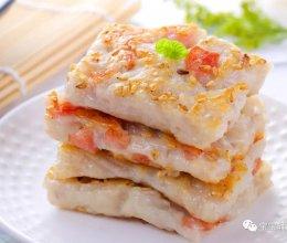 香煎芋丝饼  宝宝辅食食谱的做法